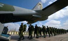 Krievija NATO pārmet koncentrēšanos uz neesošiem draudiem