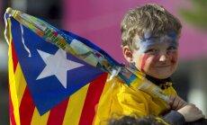 Ja Katalonija atdalīsies no Spānijas, tai būs jāpamet ES, norāda EK