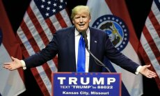 ASV priekšvēlēšanās Tramps cieš sakāvi Vašingtonā un Vaiomingas štatā