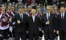 Ozoliņa izvēle, KHL jaunā dzīve un spēlētāju motivācija. Rīgas 'Dinamo' vadītājs Savickis par kluba nākotni