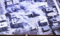 Krievija gatava garantēt kaujinieku atvilkšanu no Alepo