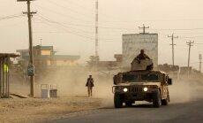 'Taliban' ieņēmis pusi no Afganistānas piektās lielākās pilsētas Kondozas