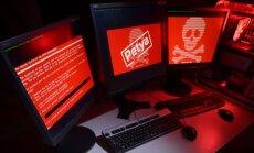 Londona oficiāli vaino Maskavu izspiedējvīrusa 'NotPetya' uzbrukumā