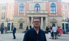Basbaritons Egils Siliņš debitēs leģendārajā Baireitas festivālā