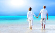 40 gadi un attiecību bagāža. Vai iespējama jauna mīlestība?