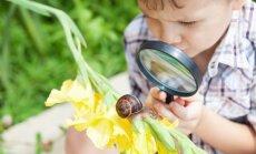 Mazais gudrinieks: kā bērnā vairot interesi par zinātni