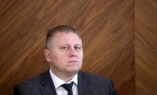 Lūgumu izdot bijušo 'LDz loģistikas' valdes priekšsēdētāju Lūsi Latvija saņēma jau oktobrī, ziņo LTV