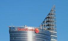 'Swedbank' peļņa pērn – 80,4 miljoni latu