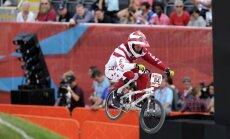 Latvijas BMX riteņbraucēji triumfē Eiropas kausa kopvērtējumā