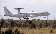 Ukrainas krīzei sekos NATO izlūkošanas lidmašīnas