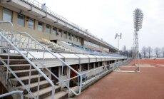 Daugavas stadiona tribīnes par 12,9 miljoniem eiro pārbūvēs 'LNK Industries Partnership'
