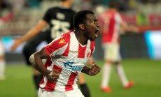 UEFA ierosināta lieta pret 'Crvena Zvezda' par viņu līdzjutēju uzvedību