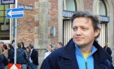 Otto Ozols: Krievu spiegu kuģa draugi pret Dombrovski