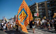 Lietuvas ārlietu ministrs iesaka nesalīdzināt Katalonijas un Baltijas neatkarības centienus