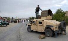 Afgāņu spēku vajadzībām ASV pasūta vēl 1673 'Humvee' bruņumašīnas