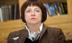 Байба Рубеса рассказала о проблемах при реализации проекта Rail Baltica