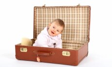Bērns ceļo bez vecākiem. Robežsardze skaidro par nepieciešamajiem dokumentiem