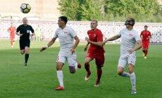 'Spartaks' spēlē neizšķirti pret 'Sūduvu' un noslēdz savu dalību UEFA Eiropas līgā