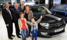 Pasaulē pārdoti jau vairāk nekā 3,5 miljoni 'Dacia' automobiļu