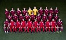 Paziņots Latvijas U-21 futbola izlases kandidātu saraksts UEFA EČ spēlēm pret Beļģiju un Maltu