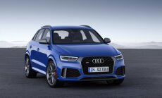 'Audi RS Q3 performance' ar 367 ZS un 4,4 sekundēm līdz simtam