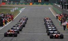 F-1 komandas nav vēlējušās iegādāties 'Formula One' čempionāta akcijas