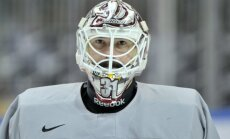 Latvijas hokeja izlase ar maču pret Japānu Liepājā uzsāk EIHC turnīru