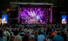 Foto: Krāšņi izskan kantri mūzikas festivāls 'Country Bauska'