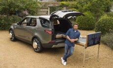 Video: Slavenam pavāram speciāli pielāgotais 'Land Rover' apvidnieks