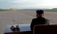Japāna pazemina armijas gatavības pakāpi pret Ziemeļkorejas raķešu draudiem