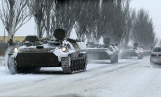 Ukraina: Donbasā karo ap 10 000 Krievijas karavīru