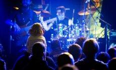 Foto: Klubā 'Melnā piektdiena' 'power metal' fanus pulcē grupa 'Stratovarius'