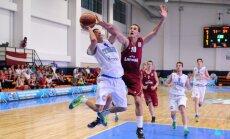 Latvijas U-18 basketbolisti Eiropas čempionātu sāk ar neveiksmi