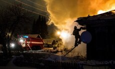Infografika: pēdējās desmitgades nāvējošākie ugunsgrēki Krievijā