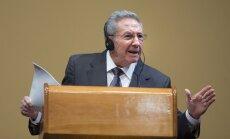 Kastro noraida politieslodzīto esamību Kubā