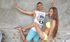 'Netīrās dejas': Erotiskā masāža, krāpšanās plāns un Evelīnas atgriešanās