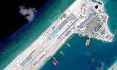 Neliels incidents Dienvidķīnas jūrā var izraisīt karu, brīdina Pekina