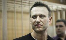 Krievijas CVK: Navaļnijs nedrīkst kandidēt prezidenta vēlēšanās