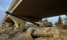 Avots: karadarbībā Sīrijā gājuši bojā vismaz trīs krievu brīvprātīgie