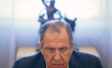 Лавров предложил Путину выслать 35 американских дипломатов
