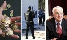 12 января. Как Латвия будет выжимать налоги, теракт в Стамбуле, юбилей Раймонда Паулса