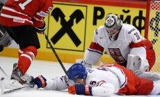 Čehijas hokeja izlases treneris saglabā amatu