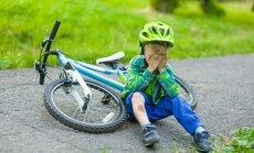 Motormuzejs aicina bērnus bez maksas nokārtot velosipēdista eksāmenu un iegūt vadīšanas tiesības