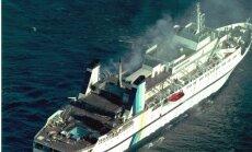 11 lielākās kuģu katastrofas Baltijas jūrā