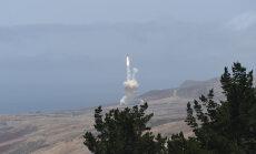 ASV veiksmīgi izmēģina pretraķešu aizsardzības sistēmu