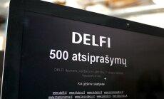 Pēc raksta par Eirovīzijas balsu pirkšanu Krievijas labā hakeri uzbrūk lietuviešu 'Delfi'