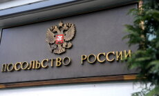 Ogres novada dome grasījusies palīdzēt Krievijas vēstniecībai ar telpām 9.maija pasākumam