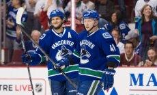 Ķēniņš pēc ilgāka pārtraukuma izceļas ar 'golu' NHL mačā