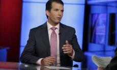 Trampa dēla sarunās klāt bijis lobists, kurš noliedz darbību Krievijas izlūkdienestā