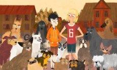 Noskaties! Publicēts simtgades filmas 'Jēkabs, Mimmi un runājošie suņi' treileris